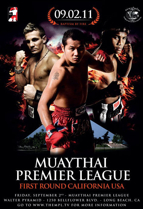 MuayThai Premier League - 2011
